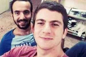 Cemil Ugur und Halil Ibrahim Polat