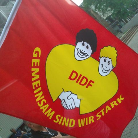 Solidaritat Mit Den Verhafteten Bauarbeitern In Istanbul Didf